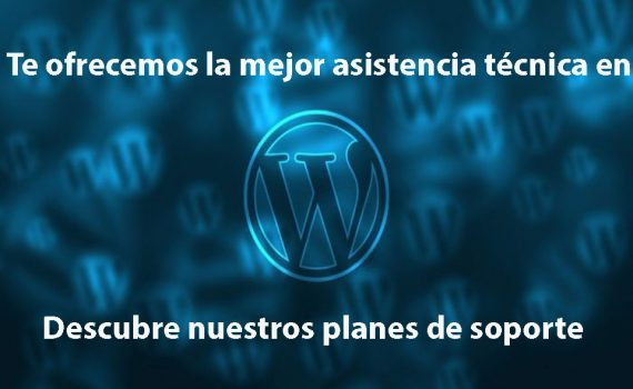 wordpress-mantenimiento